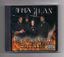 THA KLAN - Mississippi burning CD SEALED rare 2001 Rap Mo' Cheez Records