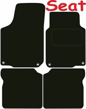 Seat Leon Tailored car mats ** Deluxe Quality ** 2005 2004 2003 2002 2001 2000