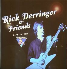 CD - Rick Derringer - Live On The King Biscuit Flower Hour - A169