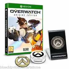 Overwatch Origins Edition Exclusive To Amazon.co.uk XBOX One Import UK Unopened
