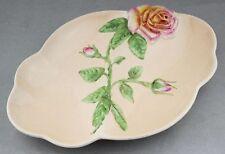 Royal Winton Grimwades Footed Serving Dish Roses Vintage English China High Tea