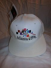 VINTAGE 1996 Atlanta Olympics Collection Olive Leaves SNAPBACK HAT NWT