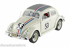 "HOTWHEELS ELITE CULT HERBIE ""THE LOVE BUG"" #53 1/18 BCJ94"