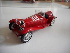 Brumm 1931 Alfa Romeo 8 Cil #106 in Red on 1:43