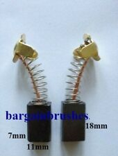 CARBON BRUSHES  FOR RYOBI CIRCULAR SAW EWS 1366 EWS1366 EWS-1366G SCREWFIX  E48
