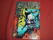 LETHAL STRIKE #1 London Night Comics Good Bad Girl Femme Everette Hartsoe nm