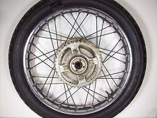 Felge Rad Hinterrad / Rear Wheel Honda CB 250 G, CB 350 400 F, CJ 250 360 T, CL