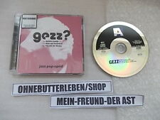 CD Jazz Gezz - Jazz Pop-Uped (11 Song) CHALLENGE REC / A-REC
