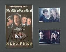 MINNIE DRIVER Signed 10x9 Photo Display SLEEPERS & GOOD WILL HUNTING COA