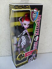 operetta monster high daughter phantom opera doll poupèe 2011 muneca X3674 X3671