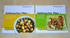 Weight Watchers Sattmacher Plan SET 'Start-Broschüren' perfekt zum STARTEN 2014