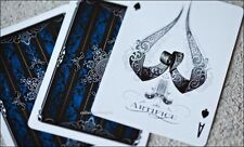 Ellusionist Artifice Blue V2 Playing Cards Deck Poker Fontaine Virtuoso DD USPCC