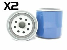2x Oil Filter Suits Z493 Subaru LEONE BRUMBY