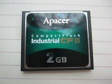 Apacer  2GB   Industrial Grade     Apacer CFIII  2GB CF card