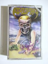 Atrophy - Violent by Nature (Tape,1990)