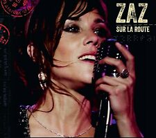 ZAZ - SUR LA ROUTE   CD+DVD NEW+