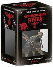 Frankensteins Army - Limitd Uncut Fan Edition - DVD + Blu Ray - Neu - FSK 18