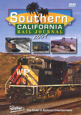 Southern California Rail Journal 2009 Pentrex UP Heritage Bush DVD NEW