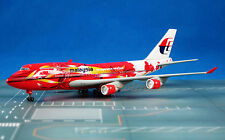 Dragon Wings Malaysia Airlines B 747 1:400 Hibiscus Diecast Plane Model 55519