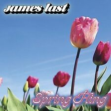 Spring Fling James Last CD includes The Seduction Brand New Factory Sealed