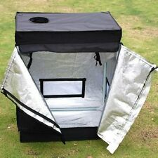 "Reflective 30""x18""x36"" Mylar Hydroponics Grow Tent Hydro Room Box Indoor"