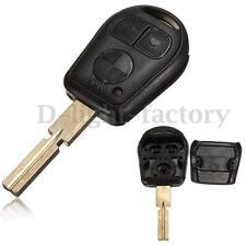 3 Buttons Remote Key Fob Case With Blade For BMW E36 E39 E38 E46 3/5/7 Series Z3