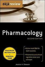 Deja Review Pharmacology, Second Edition by Gleason Jessica (E-Book/PDF File)