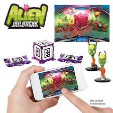 AppGear Alien Jail Break Edition Mobile Application Game for Apple or Android
