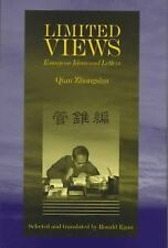 Limited Views: Essays on Ideas and Letters (Harvard-Yenching Institute-ExLibrary