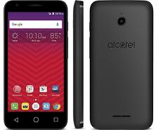 Virgin Mobile - Alcatel Dawn 4.5 with 8GB Memory Prepaid Cell Phone  Black New