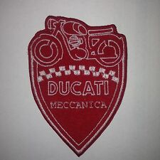 Ducati Old Patch Toppa
