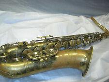 50's malerne leggett Special tenor Sax/saxo-made in France