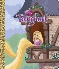 Big Golden Board Book: Tangled Big Golden Board Book (Disney Tangled) by Ben Sm…