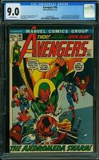 Avengers # 96 US MARVEL 1972 Neal Adams tipo CGC 9.0 VFN-NM