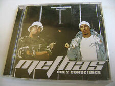 Methas - Cri 2 Conscience - CD Rap Francais