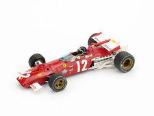 Ferrari 312B GP Austria Ickx J. 1970  + Driver 1:43 2011 Model BRUMM