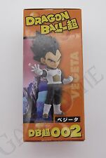 "Dragon Ball  Z Super Wcf World Collectible Figure V1 Vegeta 2.75"" Sealed Box"