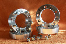 4 Wheel Spacers 5x5.5 (5x139.7) 38mm Daihatsu Feroza Fourtrak Rocky Wildcat