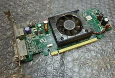 128mb DELL wx085 ATI Radeon hd2400 PRO DVI/S-VIDEO PCI-e scheda grafica 0wx085