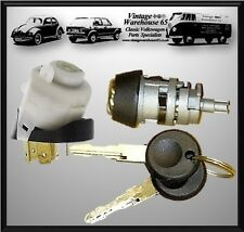Volkswagen Caddy Mk1 1.1 1.3 1.6 Replacment Ignition Switch Barrel & Keys