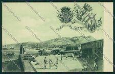 Militari Reggimentale Reggio Calabria Palmi cartolina QQ7805