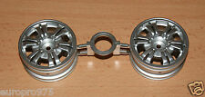 Tamiya 58178 Honda CR-V/VW Amarok/CC01, 0445596/10445596 Wheels (1 Pair) NEW