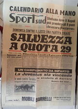 CALCIO SALERNITANA NAPOLI JUVENTUS DI GENNARO MAZZONI SANTIN BICCARI SPORT DI E