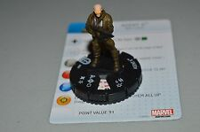 Marvel Heroclix Deadpool Agent X 001