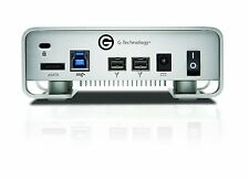 G-Technology G-DRIVE External USB 3.0 eSATA and FireWire 0G02927 Enclosure Only