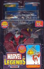 Marvel Legends Baf Mojo Serie Falcon variante (2006)