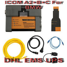 Best quality ICOM A2+B+C For BMW Diagnostic & Programming Tool express shipping