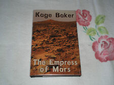 The Empress of Mars by Kage Baker      *Signed*  -RH-