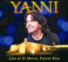 Yanni-Live at El Morro Puerto Rico (CD/DVD Digipack), New Music