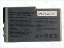 [BR22] Batterie DELL Latitude D600 SERIES - 2200 mah 14,8v
